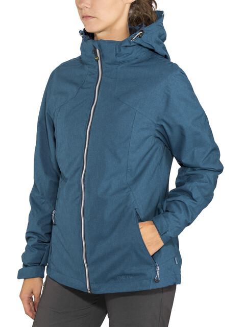 Meru W's Trollhättan Waterproof 3 in 1 Jacket Poseidon Melange